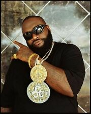 Rick Ross Drum Sound Kit Hip Hop Samples South Southern Rap Luger Shawty Mpc Fl