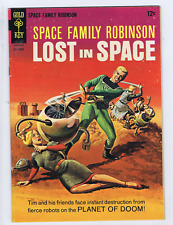 Space Family Robinson #19 Gold Key 1966
