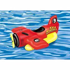 Swimline SeaRaider Sea Plane Kiddie Ride-On for Swimming Pools