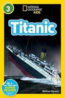 National Geographic Readers: Titanic  VeryGood