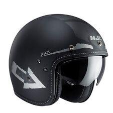 Casco Helm Casque Helmet HJC FG-70 JET TALES ARGENTO   S