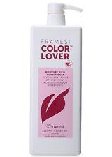 FRAMESI Color Lover Moisture Rich Conditioner 33.8 fl oz/1000 ml