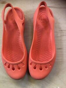Crocs Size Croc W8 Ladies