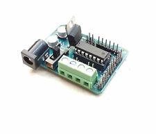 L293d Dual Motor Driver H-BRIDGE Module/Board for Arduino, Raspberry Pi