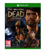 The Walking Dead - Telltale Series The New Frontier Xbox One Game