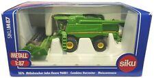 1:87 Scale SIKU 1876 John Deere 9680i Combine Harvester - BNIB