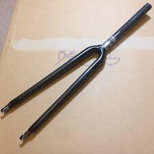 "Rare Alpina/Dolan 1"" Inch threadless Carbon road bike fork Colnago Star"