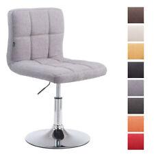 Palma Lounger V2 Stoff Stuhl Küchenstuhl Lehnstuhl Drehstuhl Polsterung Drehbar