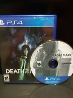 Death Mark Sony PlayStation 4 PS4