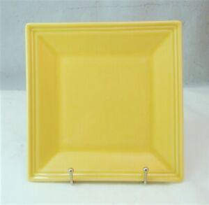 Williams-Sonoma HUDSON YELLOW (Mustard) Square Bread & Butter Plate(s)