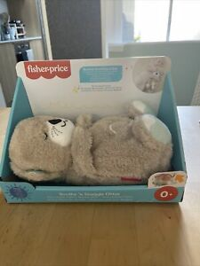 Fisher Price Soothe N Snuggle Otter - Brand New