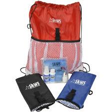 Челюсти quickpack шнурок организацию рюкзак с swimpack водные уход комплект