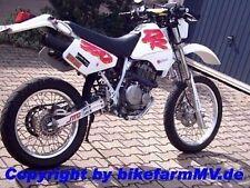 V2A XTP Kennzeichenhalter verstellbar 180 Suzuki XF DR 650 600 400 z 350 800 750