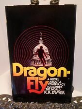 Dragonfly K R Dwyer Dean Koonz 1st Edition Washington DC Spreading Deadly Virus