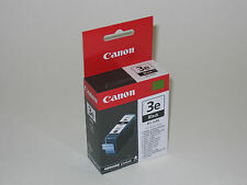 Genuine Canon BCI-3eBk black ink for i860 i850 i560 i550 Multipass F80 F60 BCI3e
