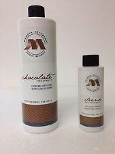 Marcia Teixeira 16 oz Chocolate Treatment + 4 oz Pre Treat Shampoo