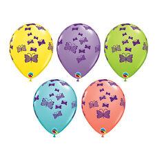 Party Supplies Birthday Spring Garden Butterflies Sorbet Balloons Pk 10