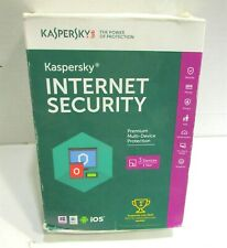Kaspersky Internet Security 2016 3-devices 1-Year