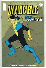 Invincible #1 Image Comics 2003 Larry's Wonderful World Edition / Variant NM-
