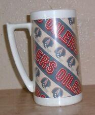 Vintage Houston Oilers Beer Mug