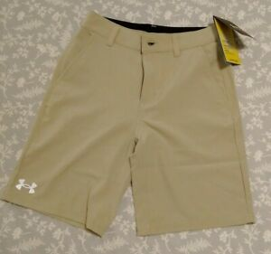 New! Boy's Under Armour Amohibious Shorts Size Small (8)