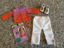 Genuine American Girl Doll Clothes (McKenna's Warm Up Outfit)
