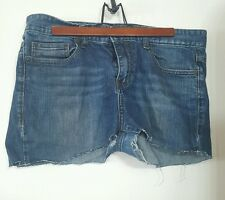 Calvin Klein Jeans cut off shorts size 30/10 woman medium wash chor de mujer