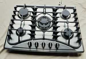 BAUMATIC STAINLESS STEEL 5 RING GAS HOB