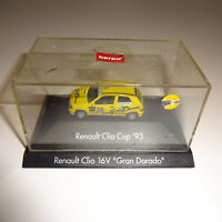 "Herpa Renault Clio 16V ""Gran Dorado"" Modellauto"