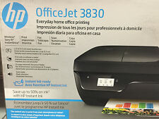 HP OfficeJet 3830(8710) Printer/copier/scanner-wireless-Fax+ink included