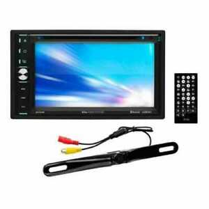 BOSS Audio Systems Elite BV765BLC Car DVD Player Stereo Receiver w Backup Camera