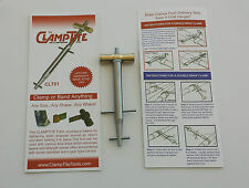 ClampTite CLT01L A stainless steel tool to make professional quality wire clamps
