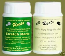 Estrias stretch marks, stretchmarks treatment cure