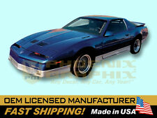 1987 1988 1989 1990 Pontiac Firebird Trans Am Decals & Stripes Kit
