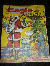 EAGLE & MASK Comic - Date 31/12/1988 - UK Paper Comic