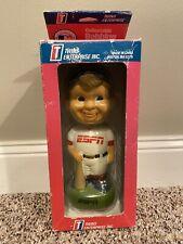 ESPN MLB MASCOT 1995 BOBBLE HEAD COLLECTABLE BOBBING HEAD DOLL TWIN ENTERPRISE