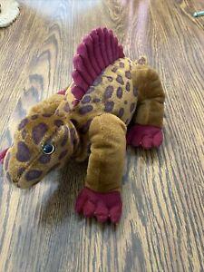 Spinosaurus Plush 24K Mighty Star Special Effect Fantasaurs Dinosaur Stuffed Toy