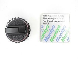 #2 Mamiya M645 Film Advance Knob w/ Box