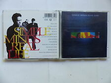 CD Album SIMPLE MINDS Real life CDV 2660