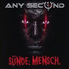 ANY SECOND - S�œNDE - MENSCH