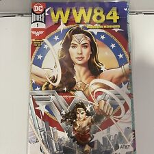 Rare & Limited Wonder Woman Ww84 Museum Mayhem D.C. Universe #1 Comic Sealed