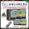 7''2 DIN GPS Android WIFI écran Tactile 8G Autoradio Bluetooth Stéréo MP5 FM DVR