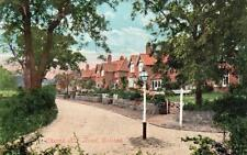 Church Hill Road Solihull unused old pc H Munro Birmingham