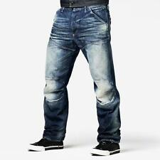 G-Star Raw Jeans '5620 3D LOOSE' Medium Aged NEW RRP $289 Mens Size W28 L30