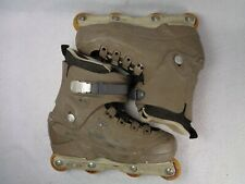 New listing Salomon ST8 Aggressive In-Line Skates Kevin Gillan Wheels Missing Clasp US 12