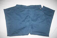 Dickies Fleece Lined Work Pants Men 40x30 Blue NEW