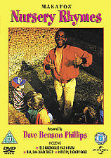 Makaton Nursery Rhymes [DVD] - DVD  - SIGN LANGUAGE - DAVE BENSON PHILLIPS - NEW