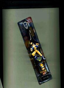 Arm & Hammer Wolverine 3D Kid's Spinbrush Toothbrush(NIP);2 New Batteries Incl.