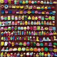 Random Lot of Shopkins of Season 1 2 3 4 5 Figure Packs Block Kids Doll Toy