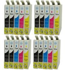 20x für Epson Stylus photo RX425 555 RX420 RX400 RX520 R240 R245 Tinte patronen